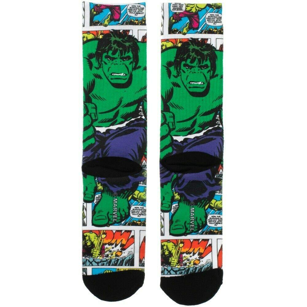 Marvel Comics The Incredible Hulk Retro Premium Sublimated ...