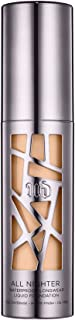 product image for Urban Decay All Nighter Liquid Foundation, 2.5 Fair - Flawless, Full Coverage for Oily & Combination Skin - Matte Finish - Waterproof & Transfer-Resistant - 1.0 fl oz