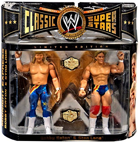 WWE Classic Superstars Collector Series Limited Edtion