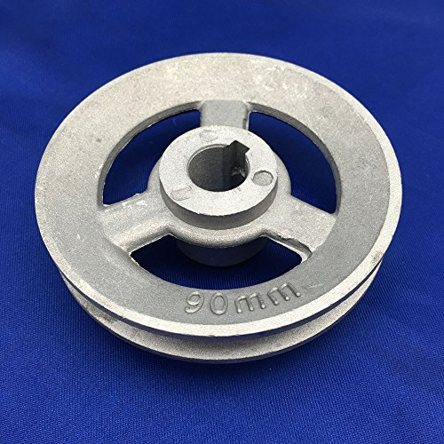 YEQIN Industrial Sewing Machine Clutch Motor 45mm Pulley Slow Speed Down Universal Fit (90mm)