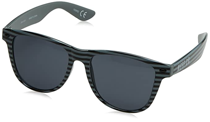 Neff QNF0302 Gafas de sol, Basic Black, 55 Unisex: Amazon.es ...