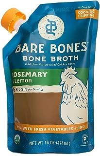 product image for Bare Bones - Organic Bone Broth Chicken Rosemary & Lemon - 16 fl. oz.