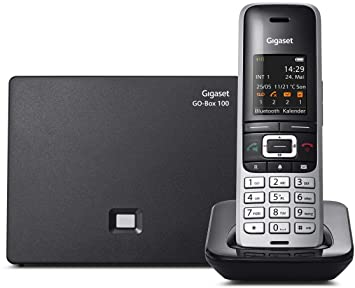 Gigaset S10A Hybrid Voip Home Office Cordless Phone: Amazon.in