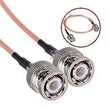 eonvic lunghezza personalizzata cables- LanParte HD-SDI HD SDI cavo video maschio HD SDI cavo di prolunga 60cm per BMCC BMPC hyperdeck fotocamere
