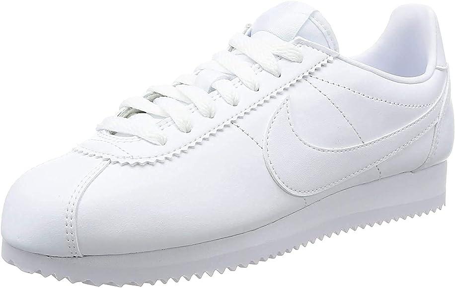 Nike Women's Classic Cortez Leather Low