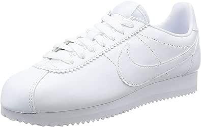 Nike Zapatillas Cortez de Cortez para Mujer, Clásicas de Piel para Correr US-0/ASIA Talla S