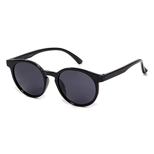 88c1503b567f3 Amazon.com  Round Sunglasses Vintage Retro Sunglasses Women Men ...