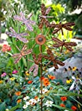 Echo Valley 4338T Dragonfly Pinwheel, 10.75 by 8.88 by 39-Inch