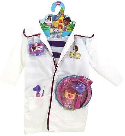 Amazon.com: Bata de médico Doc McStuffins accesorios ...