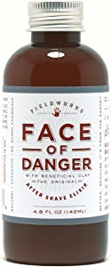 Win A Free Face of Danger Organic After Shave Lotion