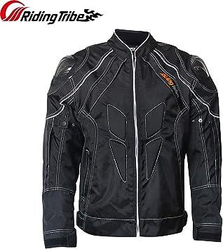 Riding Tribe Motorcycle Men/'s Jacket Full Season Warm Liner Motocross Coats