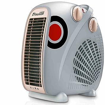 XQ Calentador Calentador eléctrico doméstico Ahorro de energía Calentador Mini Estufa para Hornear 2000W (Color : 2): Amazon.es: Hogar