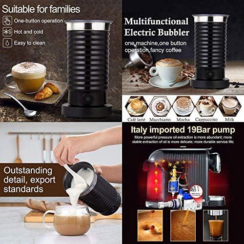 Machine à café, Machine à café, Capsule à espresso automatique Machine à café expresso, machine Machine à expresso, for Home Hôtel, 1000M HUERDAIIT