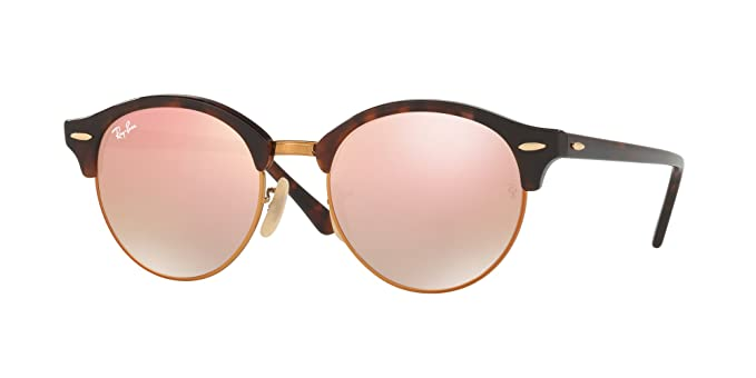 89a8f3f940 Image Unavailable. Image not available for. Colour  Ray-Ban ClubRound RB4246-990 7Y  Sunglasses