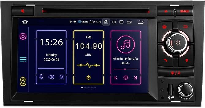 Xtrons 7 Android 10 Octa Core 4gb Ram 64gb Rom FÜr Elektronik