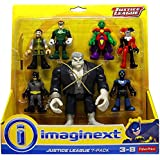 Fisher Price Imaginext Justice League 7-Pack with Solomon Grundy Exclusive