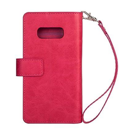 Amazon.com: Abtory Case for Galaxy S10 Lite, Zipper Cash ...