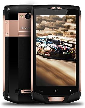 "Smartphones Libre Blackview BV8000 Pro 4G Moviles Libres 5.0"" FHD ..."