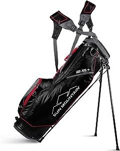 Sun Mountain 2019 2.5+ Golf Stand Bag
