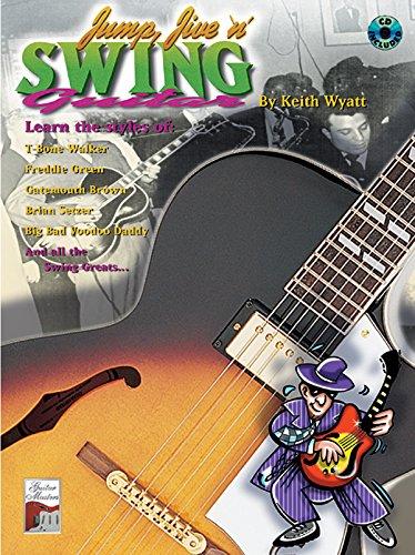 Jump, Jive 'n' Swing Guitar: Book & CD (Jazz Masters Series)