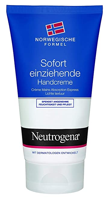 Amazon.com: Neutrogena Handcreme Norwegische Formel 2.5 fl ...