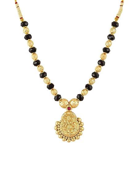 fec683b2bb267 Buy Womens Trendz Laxmi Pandal Unique Haar Necklace Online at Low ...