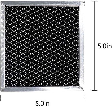 Amazon.com: AMI PARTS 8206230A Filtro de carbón de repuesto ...