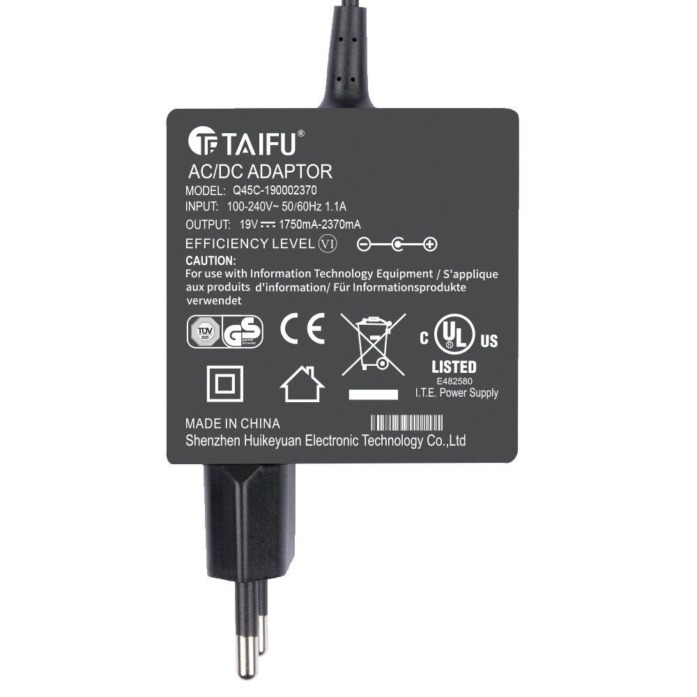 TAIFU 40W del cargador del ordenador portátil para ASUS transformador libro T200T T200TA CP004H T200TA-CP003H T200TA-T200TA-C2-BL T200TA-DB14T-CA adaptador ...
