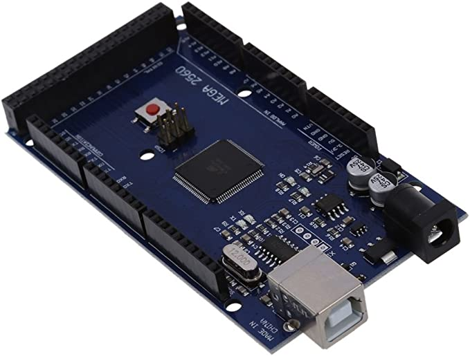 Un Tmega 2560 16AU Microcontroller Board R Cavo USB per Arduino MEGA 2560 R3 Modulo TOOGOO