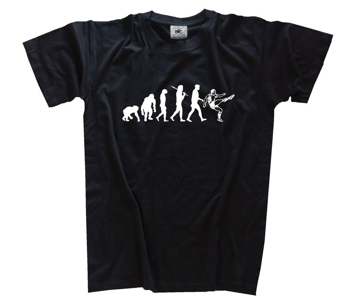 Shirtzshop T-shirt Evolution Evolution Evolution Lehrer B00PKJQ2H6 T-Shirts Stilvoll und charmant 43e583