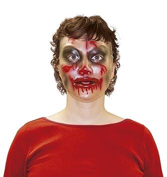 Rubies Mascara Transparente Zombie Woman S3178