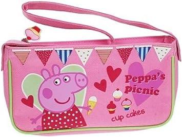 Peppa Pig - Bolso de la Comida campestre (Rosa): Amazon.es: Equipaje