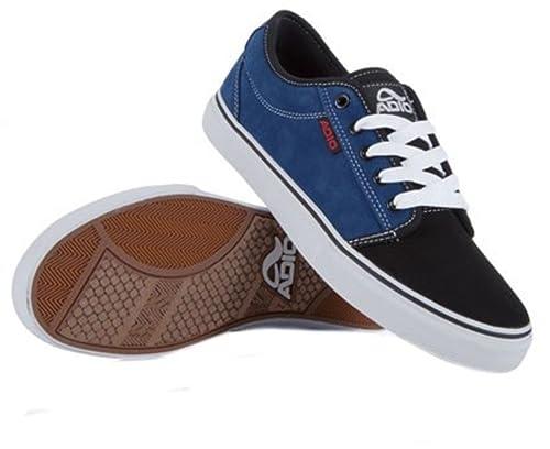 Adio Skate Shoes Sydney Suede Royal/ Black Sneakers shoes, número de zapato:40.5