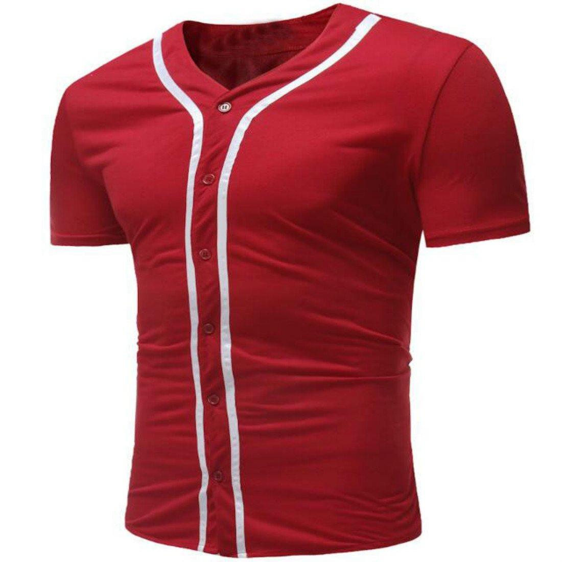 0f420acd6 Button Down Baseball Jersey Shirts « Alzheimer's Network of Oregon