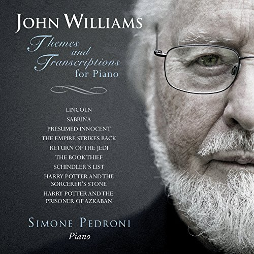 Simone Pedroni - John Williams: Themes And Transcriptions For Piano (2017) [WEB FLAC] Download