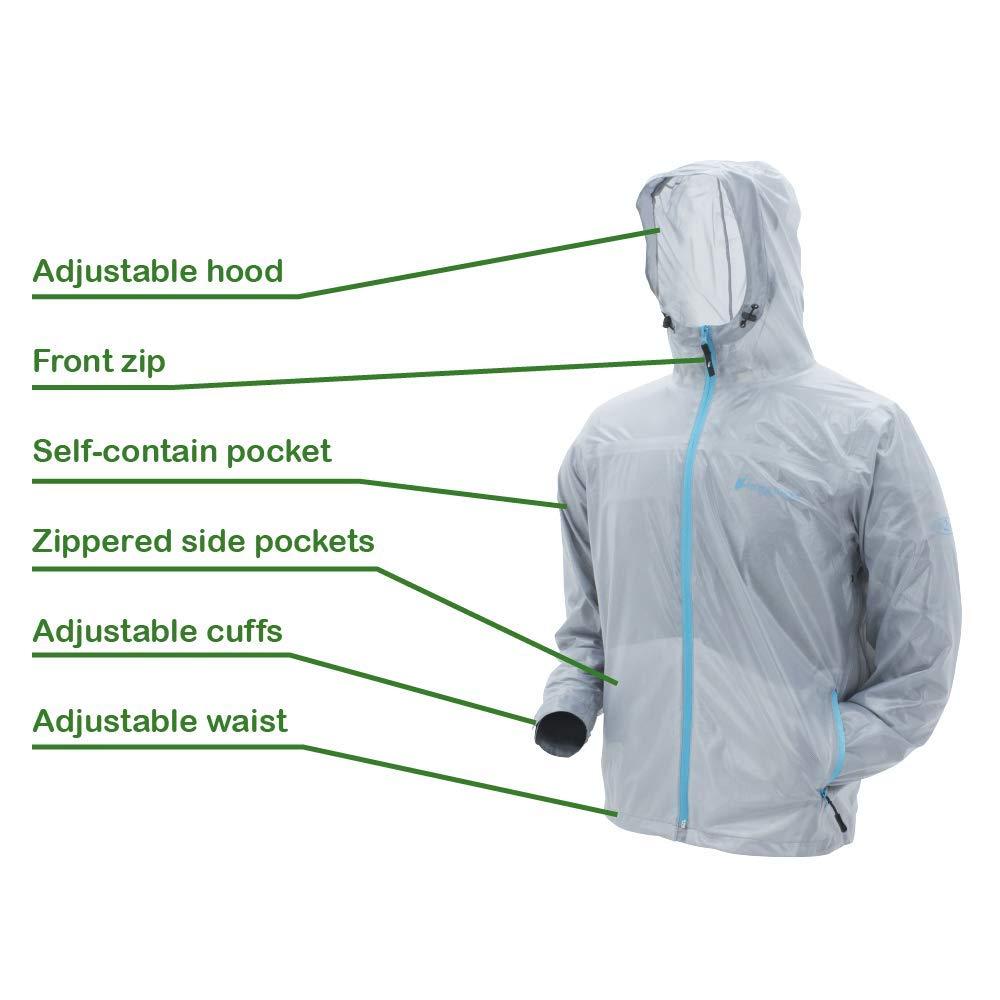 Frogg Toggs Xtreme Lite Rain Jacket