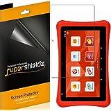 [3-Pack] Supershieldz for Nabi Hot Wheels 7 inch Tablet Screen Protector, Anti-Glare & Anti-Fingerprint (Matte) Shield + Lifetime Replacements Warranty- Retail Packaging