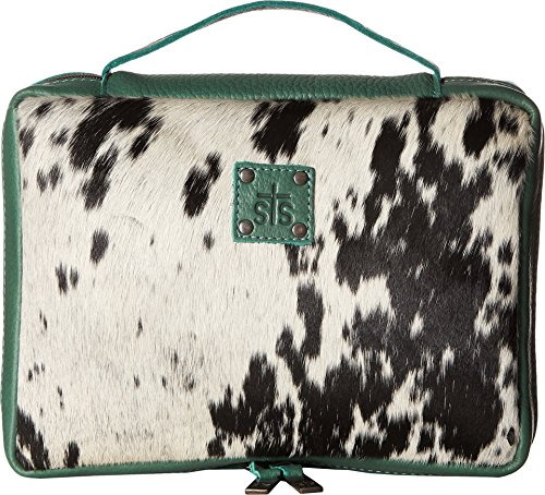 STS Ranchwear Women's STS Tablet/Bible Cover Cowhide/Jade One Size