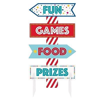 Suministros para fiestas con tema de circo.: Juguetes y juegos