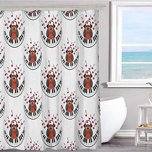 Hotel Shower Curtain 54