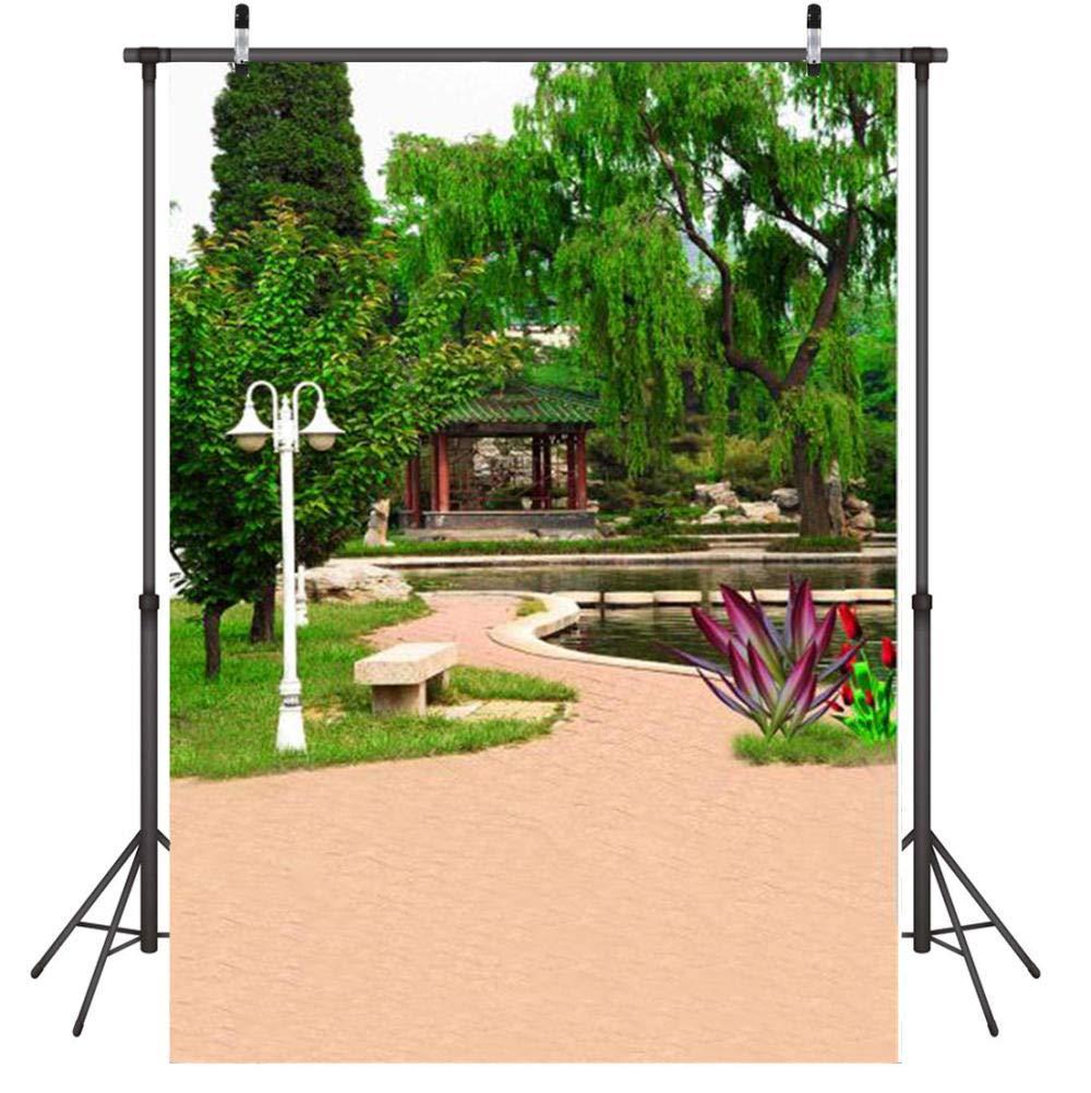 Fondo para Fotografia Jardín Fondo Photocall Vinilo ...