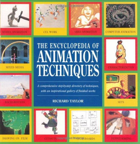 Read Online Encyclopedia of Animation Techniques ebook
