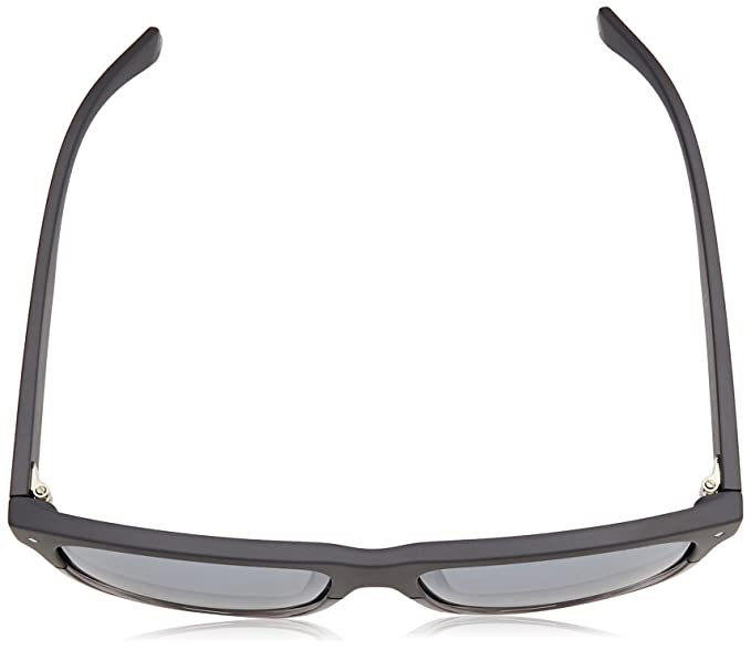 70ec4684e Polaroid Mirrored Wayfarer Unisex Sunglasses - (PLD 6041/S KB7 56EX|56|Silver  Color Lens): Polaroid: Amazon.in: Clothing & Accessories