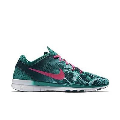 best website e3eef d41dd Amazon.com | Women's Nike Free 5.0 TR Fit 5 PRT Radiant ...