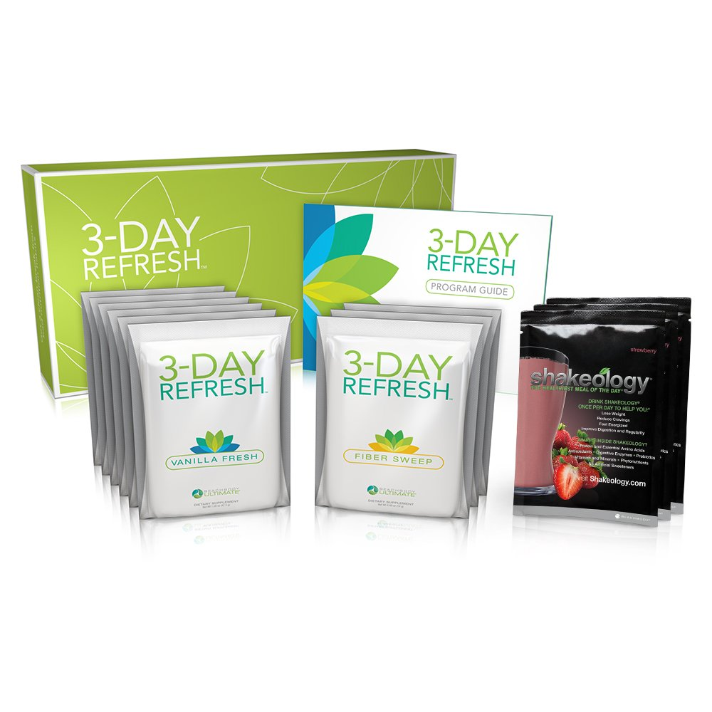 Strawberry - 3 Day Refresh with Shakeology by Beachbody (Image #1)