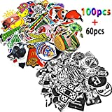Car Stickers Motorcycle Bicycle Luggage Laptop Decal Graffiti Patches Skateboard Bumper Stickers 160 PCS