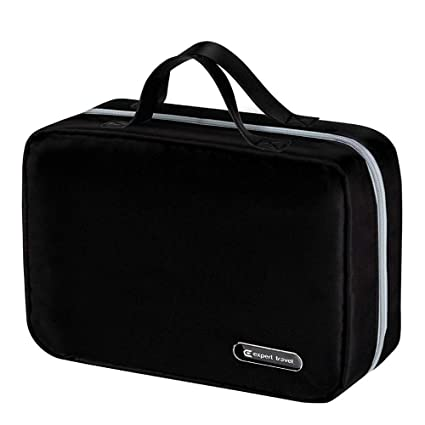 fb995c97e76a Lalatravel Toiletry Bag Makeup Hanging Travel Organizer