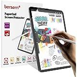 BERSEM Paper Like Screen Protector iPad pro 12.9 3rd Gen iPad pro 12.9 3rd Gen