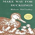 Make Way for Ducklings  Audiobook by Robert McCloskey Narrated by Melba Sibrel