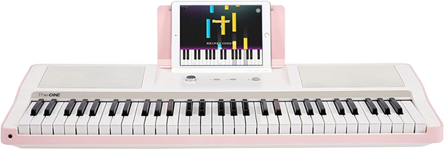 Electric Piano 61 keys Home ... The ONE Smart Piano Keyboard with Lighted Keys